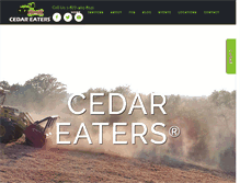 Tablet Preview of cedareaters.info
